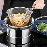 Zhaocaimao Pasta Pot Stainless Steel Noodle Pot