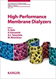 High-Performance Membrane Dialyzers, A. Ed Saito, 3805598122