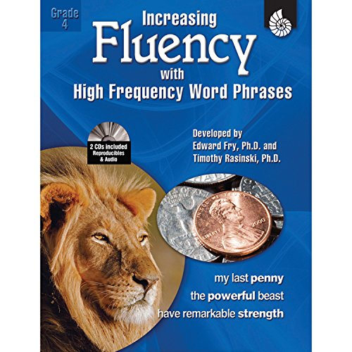 Increasing Fluency with High Frequency Word Phrases Grade 4 (Increasing Fluency Using High Frequency Word Phrases)