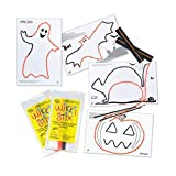 WikkiStix 708 Trick or Treat Pack (Pack of 50)