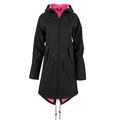 hot products factory professional Amazon.com: Emimarol Rain Jacket Women Lined Hooded ...