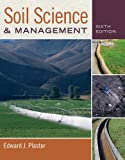 Soil Science and Management, Edward Plaster, 0840024320