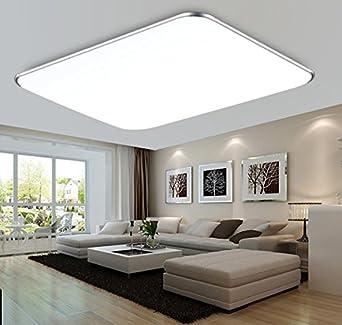 SAILUN 96W LED Deckenleuchte Ultraslim Modern Deckenlampe Flur Wohnzimmer Lampe Schlafzimmer Kche Energie Sparen Licht Wandleuchte