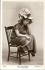 Original Vintage Postcard: Miss Louie Freear as The Marchioness ActressesType: Postcard, Real PhotoUnusedCondition: (Please view the product photos - we provide photos of the front and back of most items so you can see the exact condition)   ...