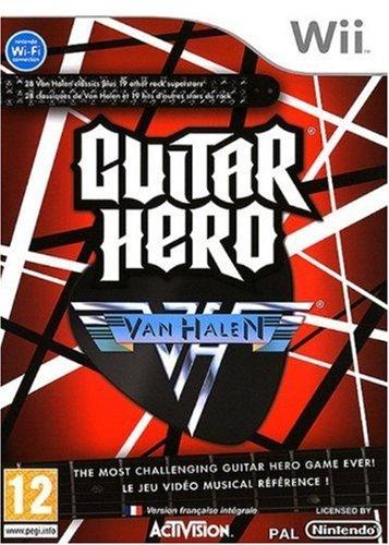 Guitar Hero Van - Activision Guitar Hero Van Halen - Game Only (Wii)