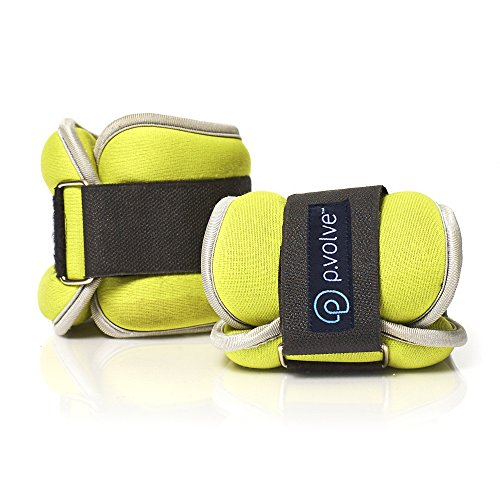 Pvolve 1.5lb Ankle Weights by Pvolve