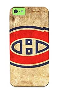 Appearance Snap-on Case Designed For Iphone 5c- Canada Hockey Montreal Quebec Canadiens (best Gifts For Lovers) Kimberly Kurzendoerfer