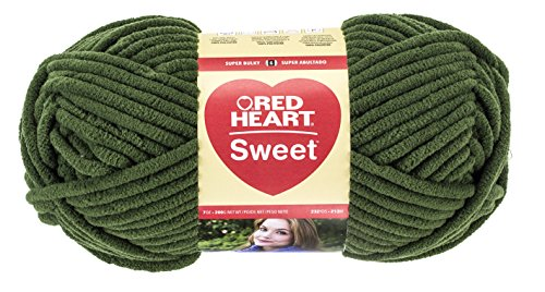 Fun Easter Basket Crochet Patterns - Free & Paid - RED HEART Sweet Yarn, Olive
