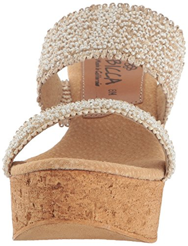 Wedge Sbicca Sandal Women's Off White Moreno HwqOEP
