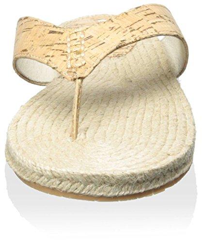 Donald J Pliner Womens Kyla Sandal Natural-gold