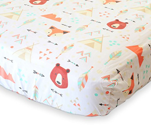 Organic Cotton Fitted ADDISON BELLE