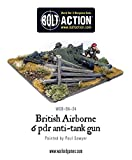 British Paras 6 Pounder At Gun - Warlord Games