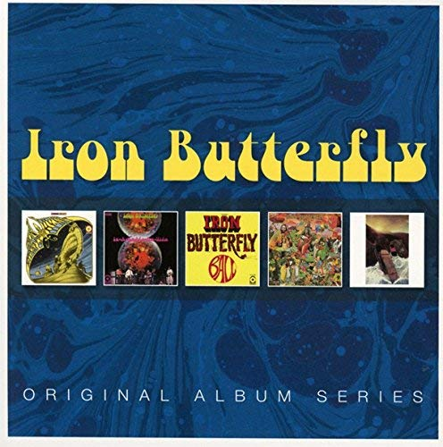 - Original Album Series - Iron Butterfly