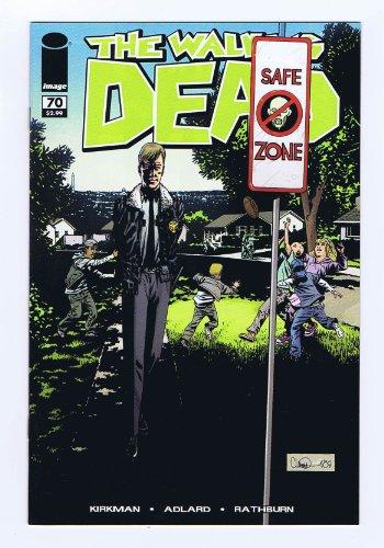 "The Walking Dead #70 ""1st Print"""