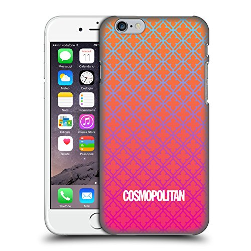 Official Cosmopolitan Ombre 1 Fun Summer Hard Back Case for Apple iPhone 6 / 6s