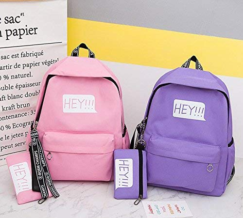 YHUJH Home Street-Travel-Rucksack mit großem Fassungsvermögen Pretty Backpack