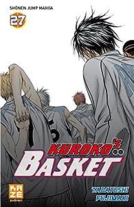 Kuroko's Basket, tome 27 par Tadatoshi Fujimaki