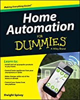 Home Automation For Dummies Front Cover