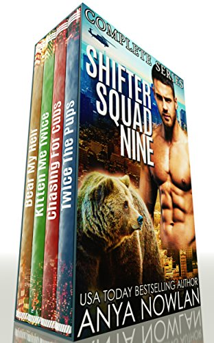 Complete Series (MFM SEAL Shapeshifter qRomance) (Complete Shifter)