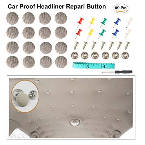 Car Proof Repair Rivets Headliner Repair Button