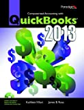 Computerized Accounting with QuickBooks 2013 [Text Only], , 0763853127