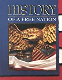 img - for History of A Free Nation book / textbook / text book