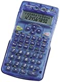 Sharp EL-531VB-BL Scientific Calculator (Translucent Blue)