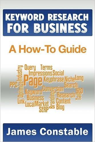 Keyword Research for Business: A How-to Guide: Amazon.es: James Constable, David Gould, Ardala Evans, Elise Redlin-cook: Libros en idiomas extranjeros