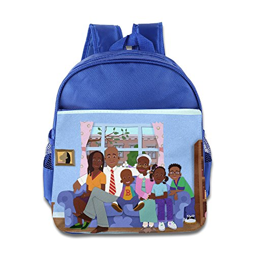 Little Bill Family Kids School Backpack Bag