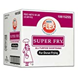 Super Fry Soy Flex Donut Fry Shortening, 50 Pound - 1 each.