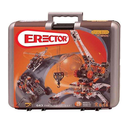 Erector ANNIVERSARY CASE (Erector Special Edition 25 Model)