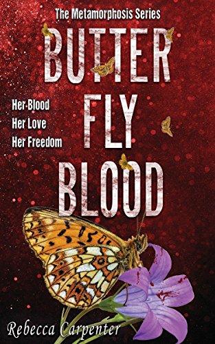 Butterfly Blood by Rebecca Carpenter ebook deal
