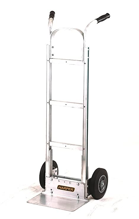 99ab59531ce7 Harper Trucks 500 lb Capacity Aluminum Ultra-Light G-Series Hand Truck