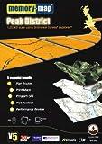 Memory-Map Explorer Peak District CD ROM