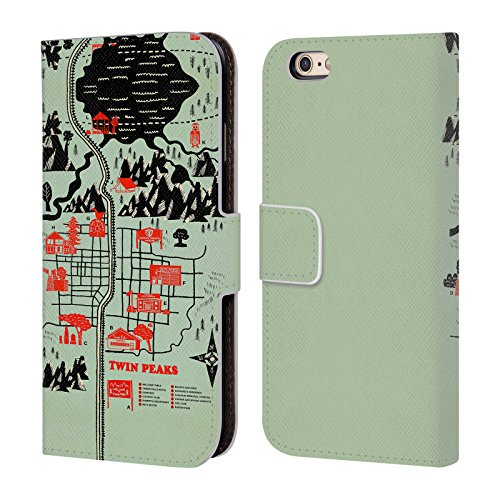 twin peaks iphone case - 4