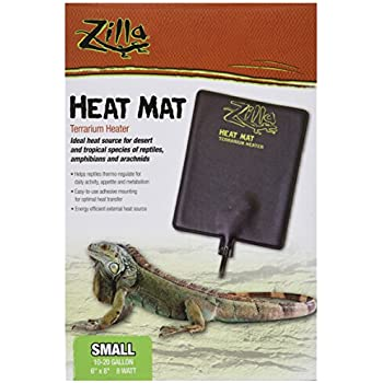 Amazon Com Aiicioo Under Tank Heater Reptile Heating Pad