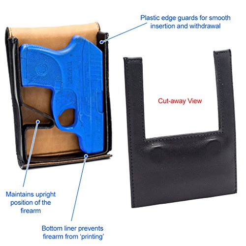 Sneaky Pete Nylon Belt Clip Holster - Small | Fits Ruger LCP