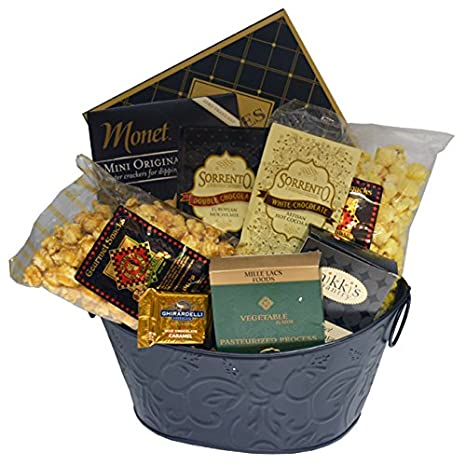 Amazon With Sympathy Condolence Gift Basket Grocery
