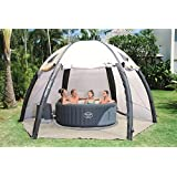 AIR TIGHT WATERPROOF Inflatable Hot Tub Spa Dome Cover Tent Structure (15ft. diameter)