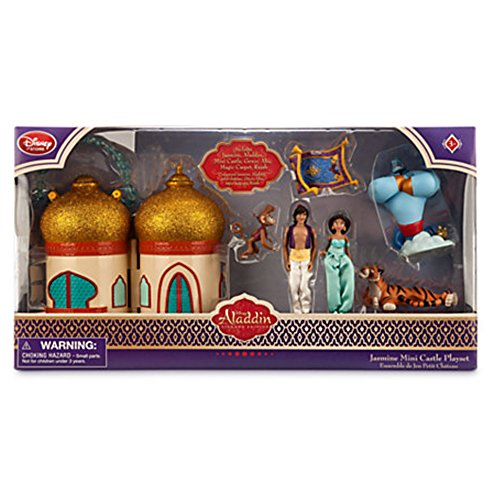 Official Disney Aladdin Princess Jasmine Mini Castle Playset Buy