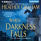 When Darkness Falls: The Alliance Vampires, Book 2 | Heather Graham