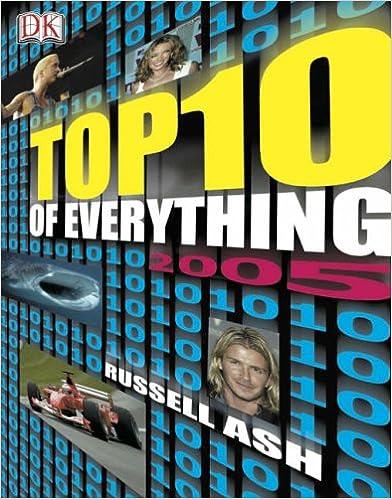 The Top 10 of Everything 2005 (DK Top Ten)
