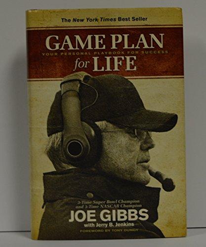 JOE GIBBS signed