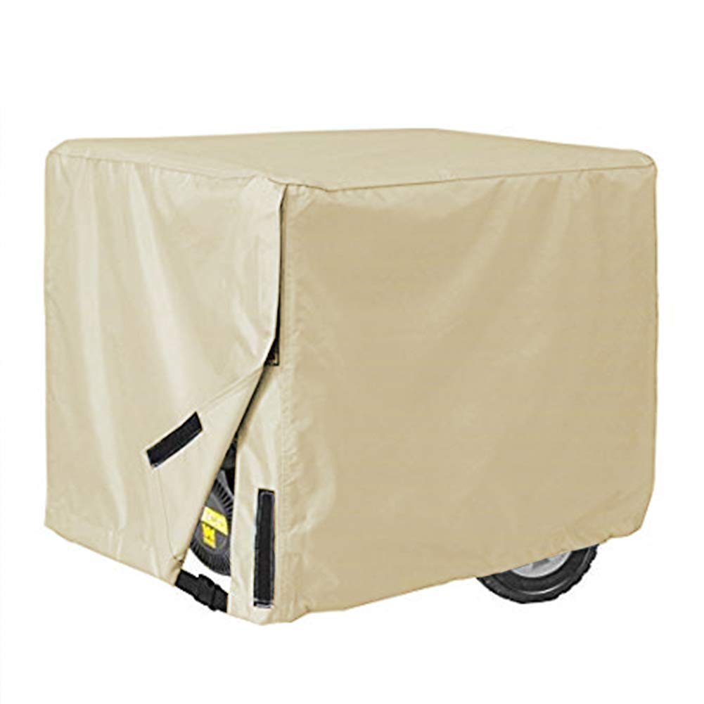 Holoras Outdoor Generator Cover Size 22 x 16 x 18inches, Water/UV Resistant Generator Cover