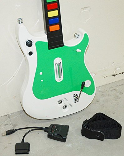 Rock Band 4 Band Bundle Set PS4 Game Wireless Guitar/Drum