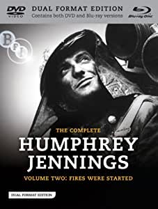 The Complete Humphrey Jennings Volume 2: Fires Were Started [Blu-ray]