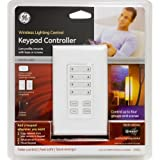 GE 45631 Z-Wave Wireless Keypad Controller