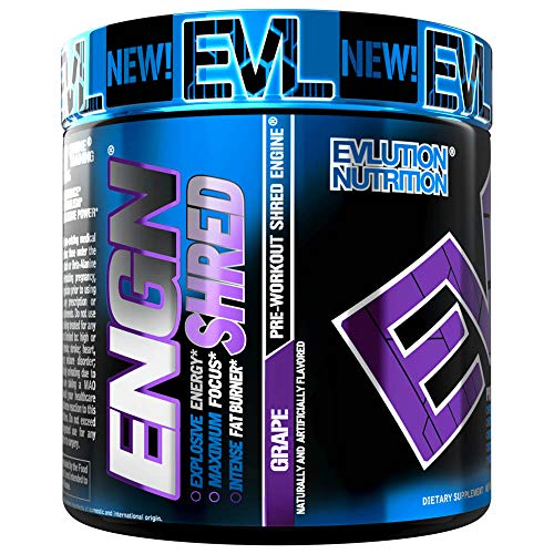 Evlution Nutrition ENGN Shred