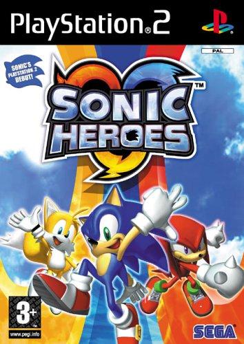 Sonic Heroes (UK) Sega of America Inc. 55318