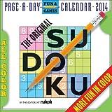 The Original Sudoku 2014 Page-A-Day Calendar